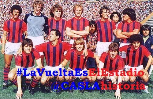 San Lorenzo 1983