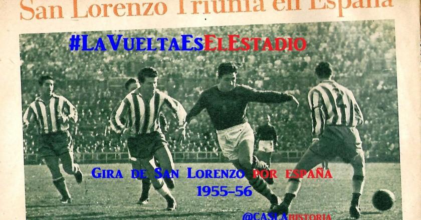 Gira 1955-56