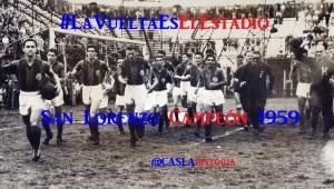 M consigna 2 Campeon 1959