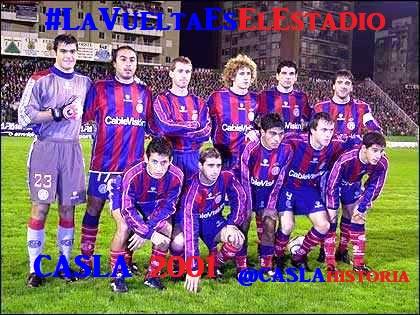 CASLA 2001