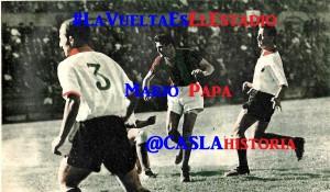 Gol de Papa a H 1950
