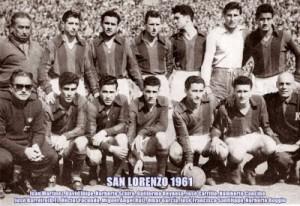 san lorenzo 1961