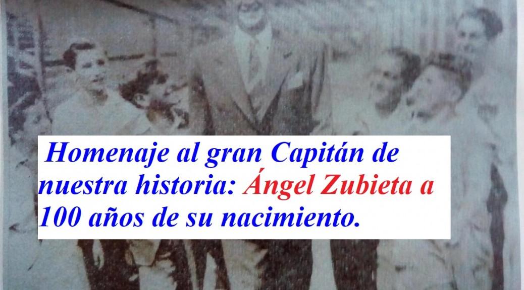 Ángel Zubieta