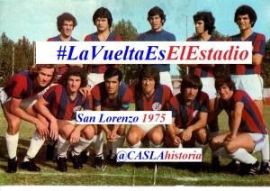 San Lorenzo 1975