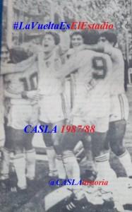 San Lorenzo 1988