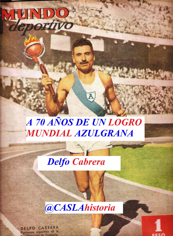 A 70 AÑOS DE UN LOGRO MUNDIAL AZULGRANA!!