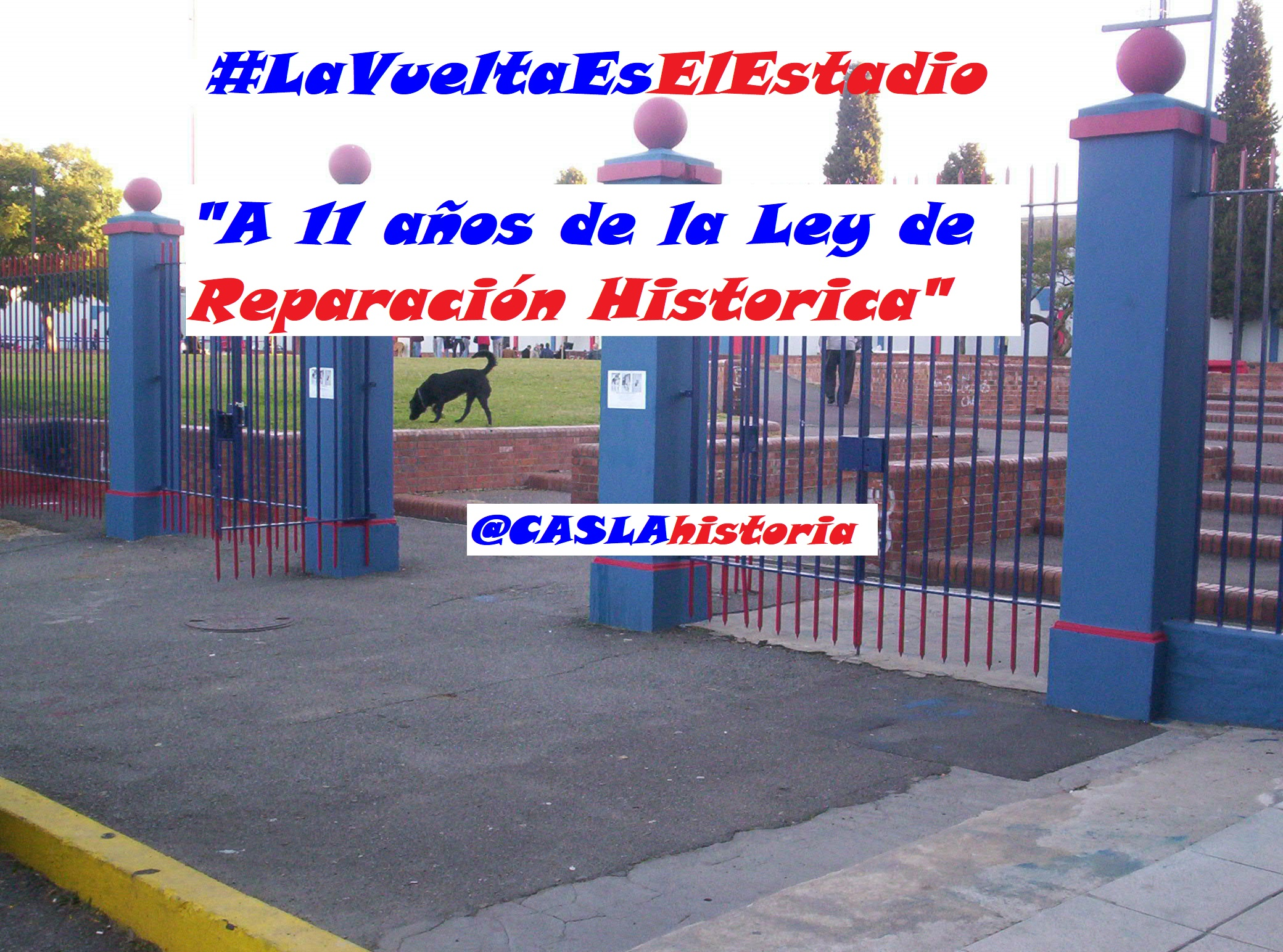 Programa N° 949. «11 años de la Reparación Historica, Telch, Doval y triunfo en la Boca».
