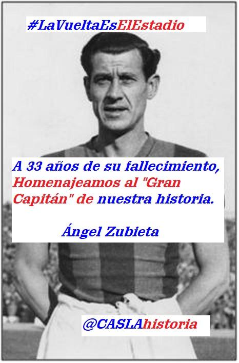 Programa N° 951.»El gran Capitán,Albrecht el record, Campeón 1924,Trefny, Ángel Zubieta Victoria ante River