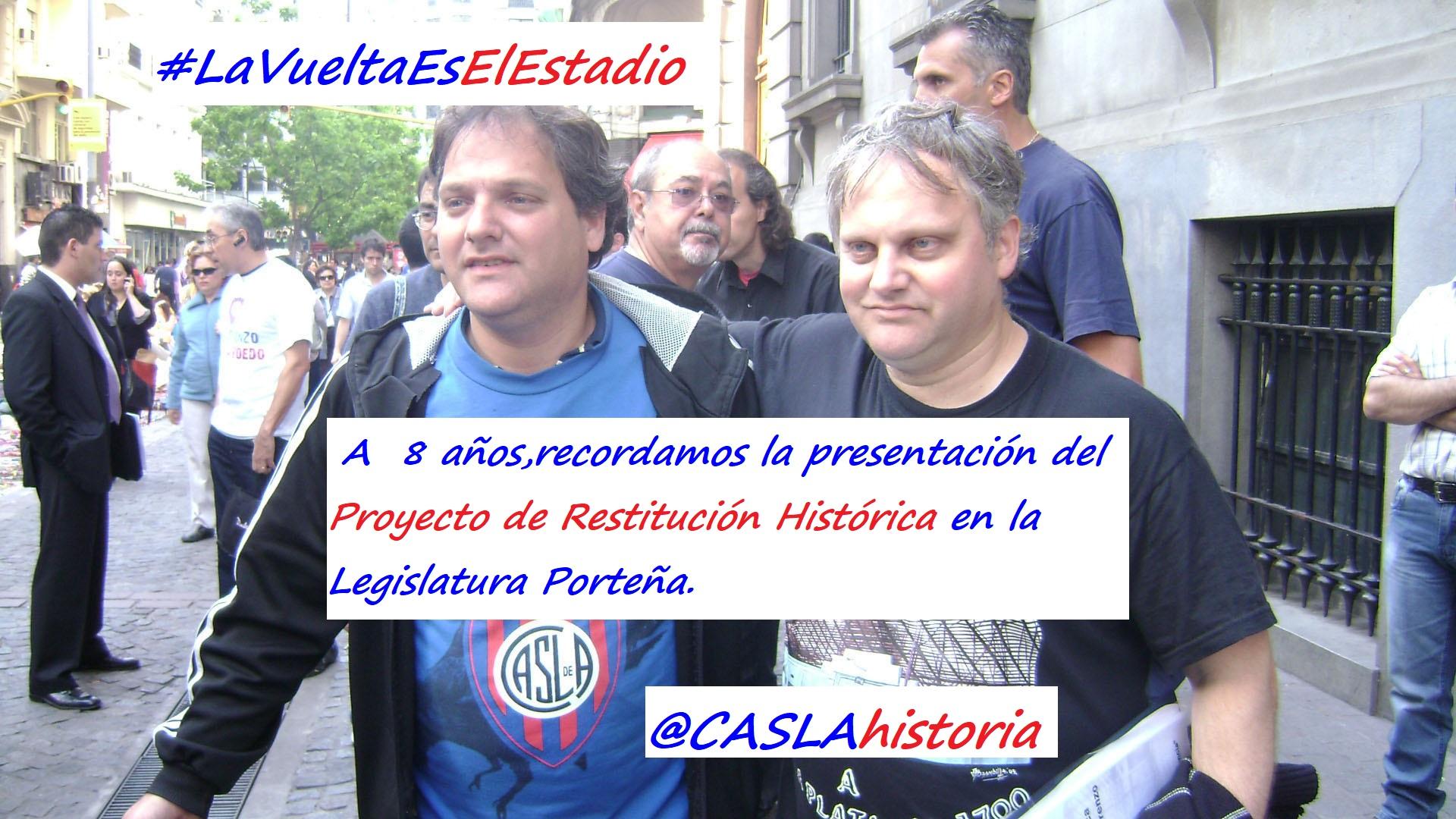 Programa N° 952. «8 años de la presentación de la Ley, Lorenzo Massa,Federico y el Abandono en la quema.