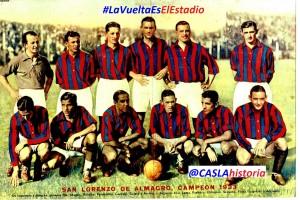 Campeón 1933