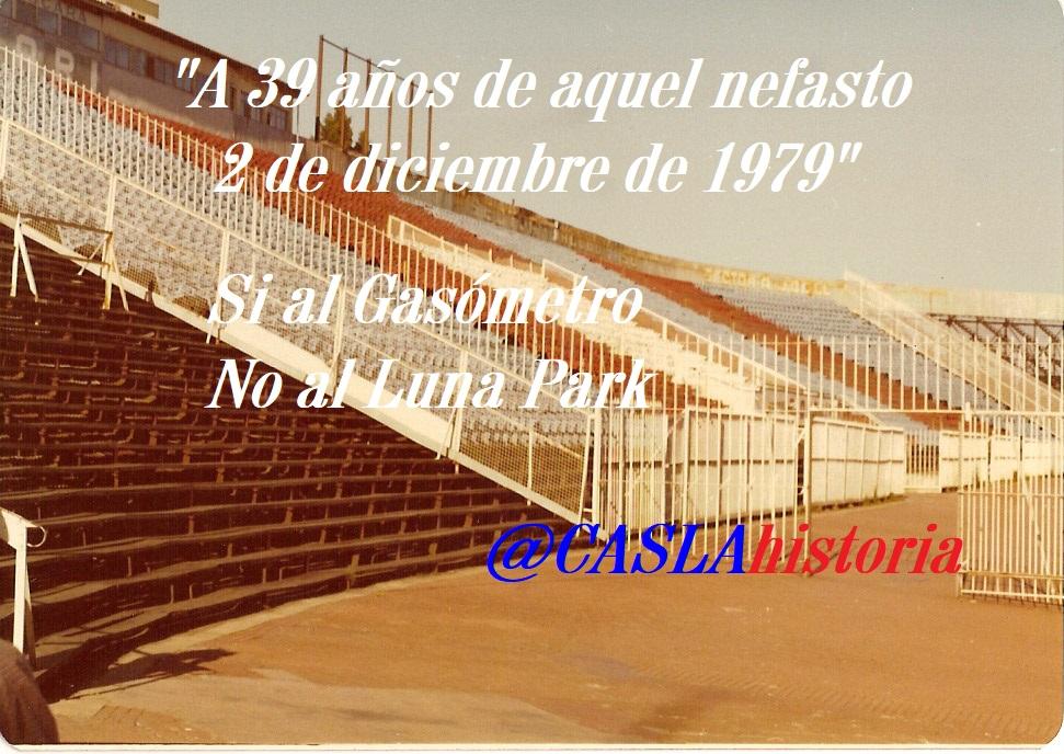 Programa N° 955 .»A 39 años del nefasto 2 de diciembre del 79,1° Acto Vuelta a casa, Farro y Mario Papa».