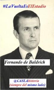 Fernando Amadeo de Baldrich