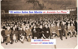Salon San Martín