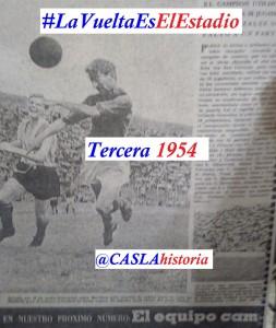 Tercera 1954