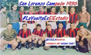 San Lorenzo 1936