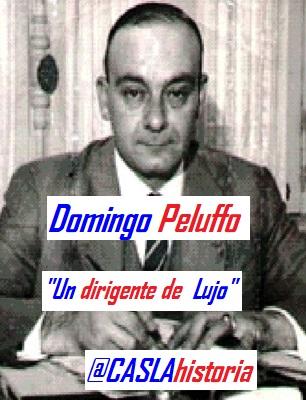 A 64 AÑOS DE LA PARTIDA DE UN DIRIGENTE DE LUJO!!!!
