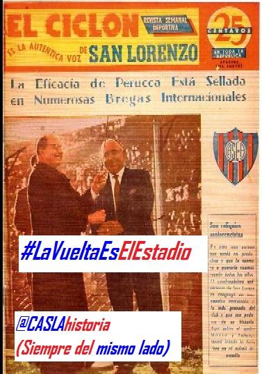 Programa N° 972. «Festejamos el 111 años del nacimiento de nuestro San Lorenzo y Hector Truffa».