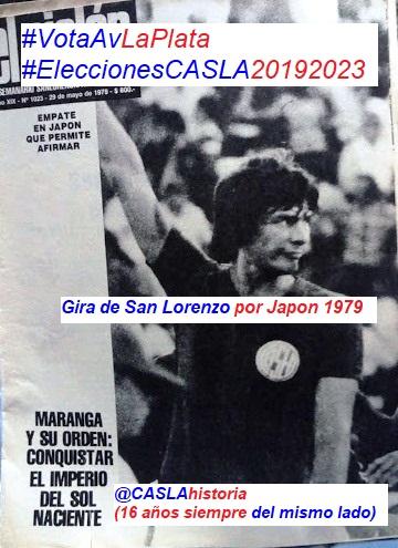 Programa N° 979. «Gira a Japon,Victoria ante Boca,»Doctor» Benavidez y una mesa de cafe imperdible».