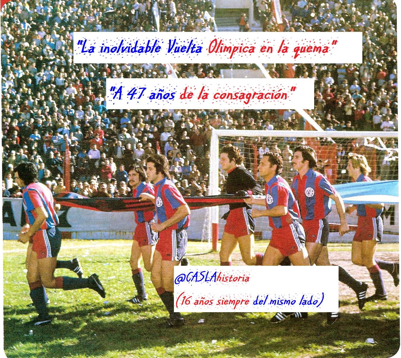 Programa N° 992. «A 47 años de la consagracion en 1972, Vanzini, Ascenso 1980 y Blaisten»