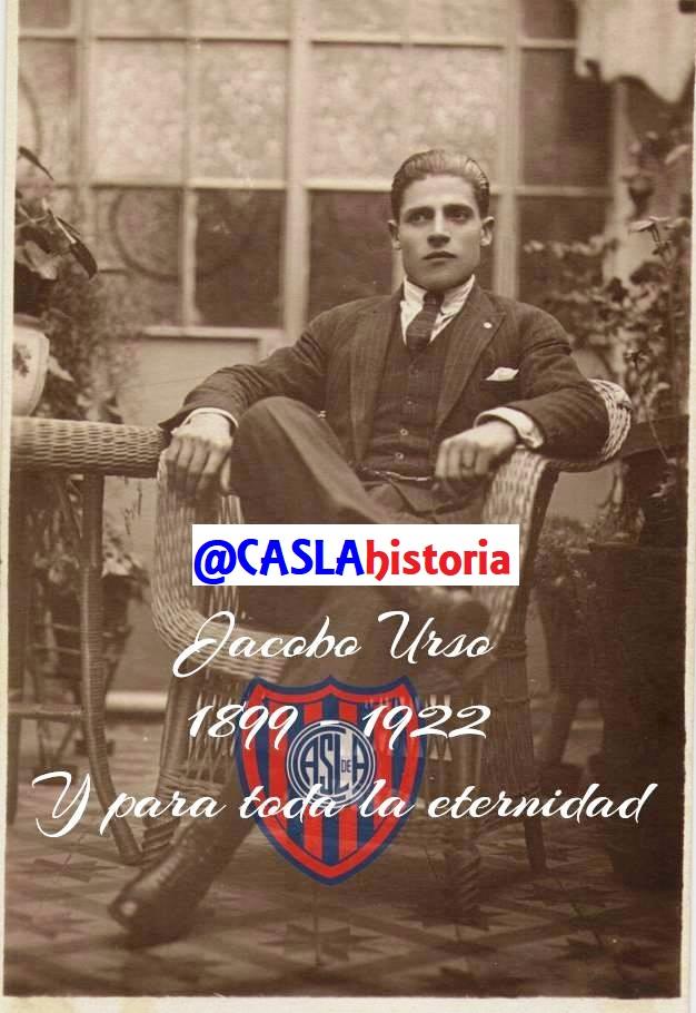 A 97 AÑOS DE LA PARTIDA DEL PRÓCER  JACOBO URSO!!!!