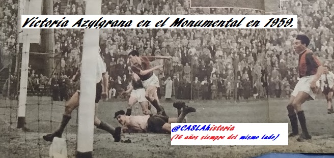Programa N° 994. «Victoria en la quema,en el Monumental, Zoppi y el Turco Alul»