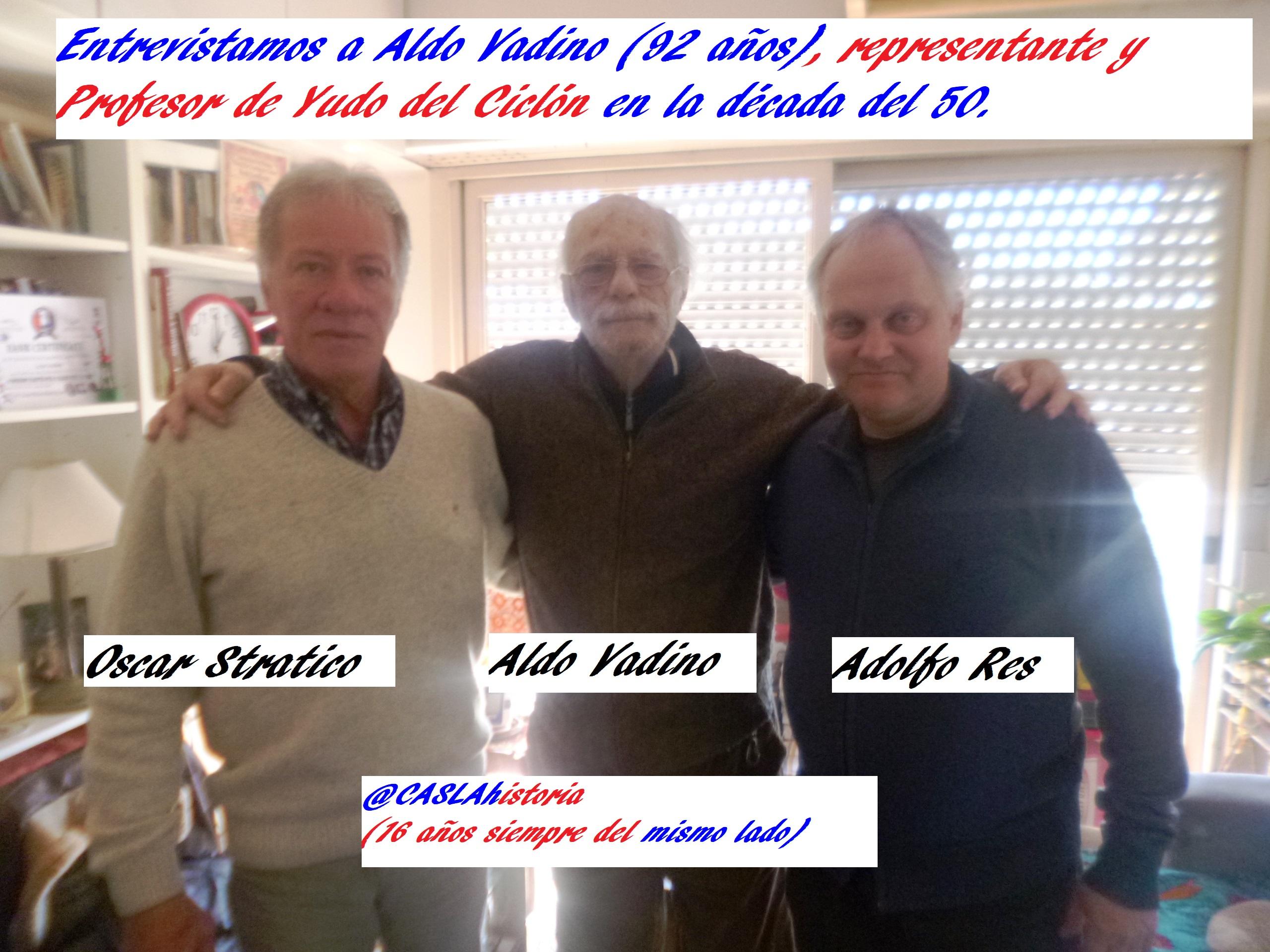 Programa N° 993. «Luis Monti,Camboyanos, Aldo Vadino, Coco Rossi y Nicolino»