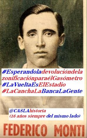 Programa N° 1016. «Federico Monti,Bove, Waldemar y tricota a Racing»