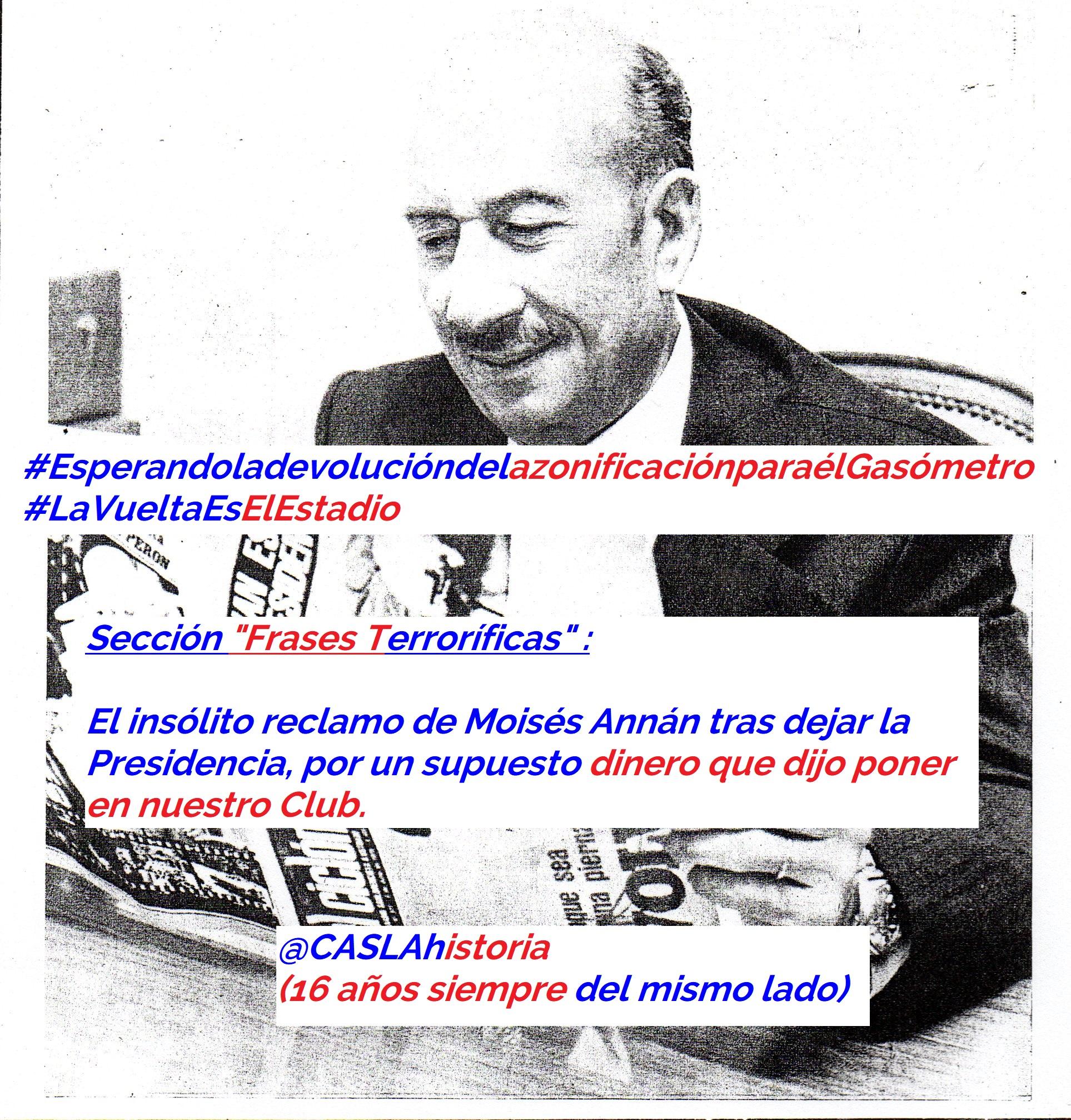 Programa N° 1012. «Osvaldo Soriano,Mura, el regreso del «Lobo» y Annan»