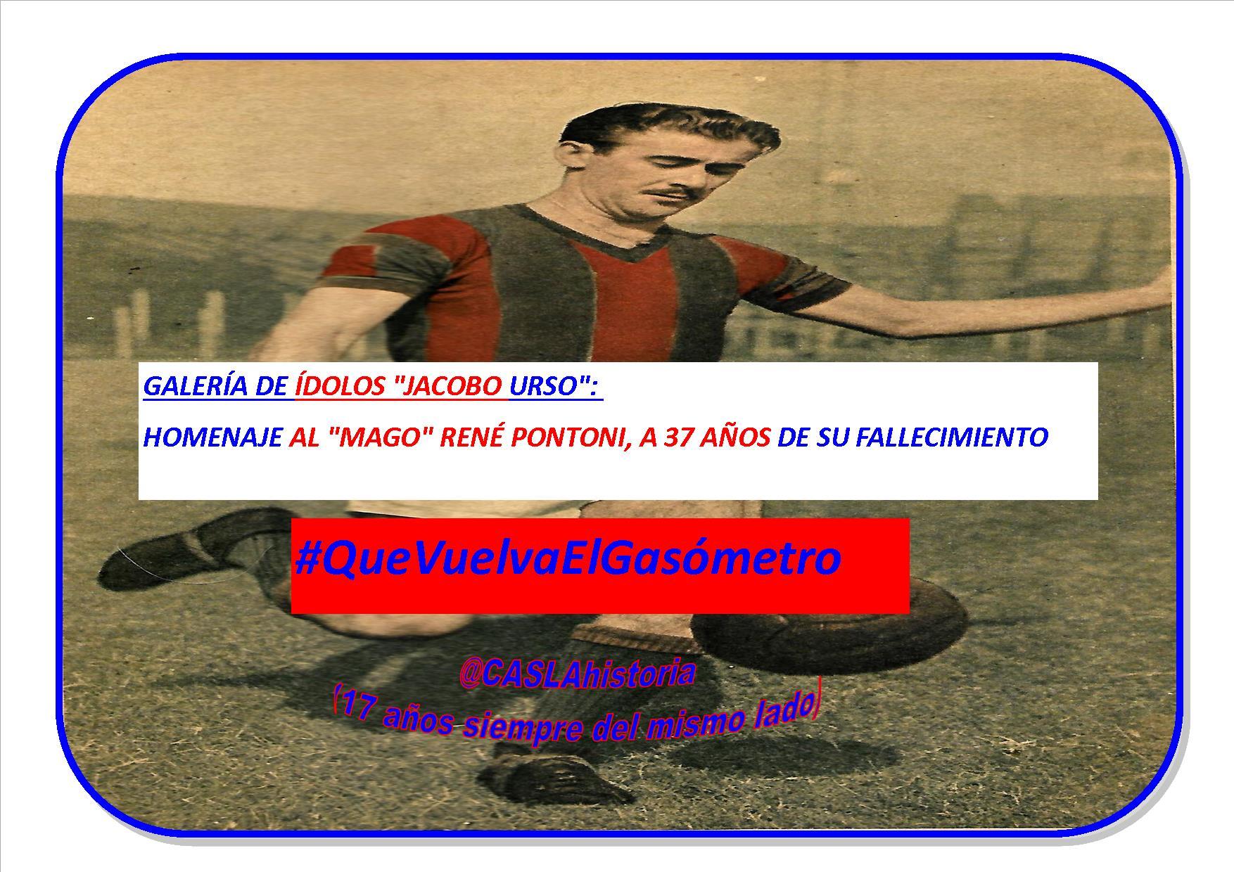 Programa N° 1026. «Rene, el «Mago»,Goleada en la Boca,el retorno  del «Vasco», Propato y el tenis Campeón»