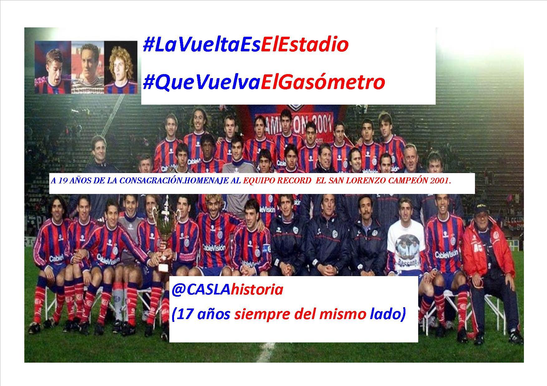 Programa N° 1030.»Campeón 2001, Casa,Milanesa, De Baldrich y Adelio»