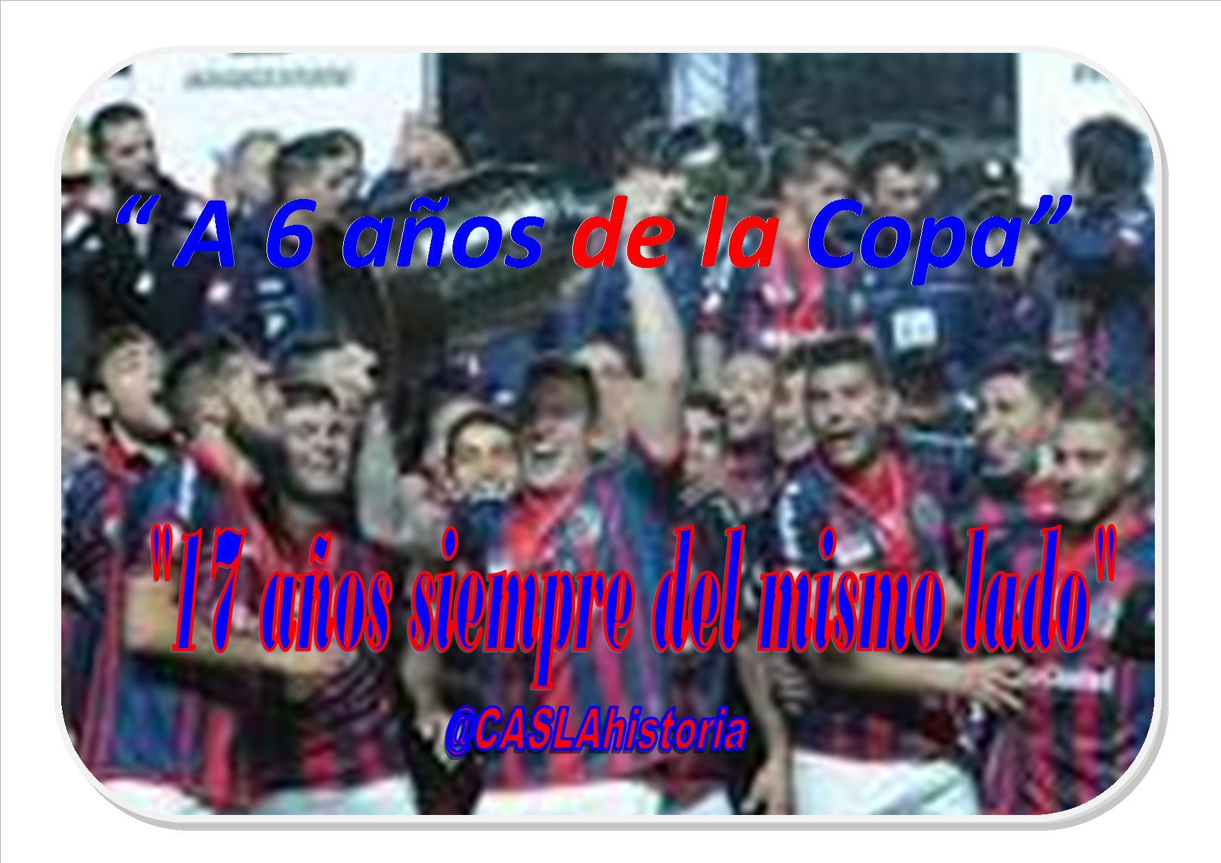 Programa N° 1040. «6 años de la Copa Libertadores, La Gamper del 73, Villar 81,Liguilla 91»