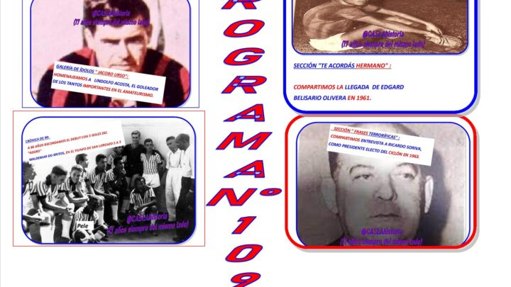 Programa N° 1092 de Lunes por www.radioamep.com.ar de 18 a 21 hs !!!!