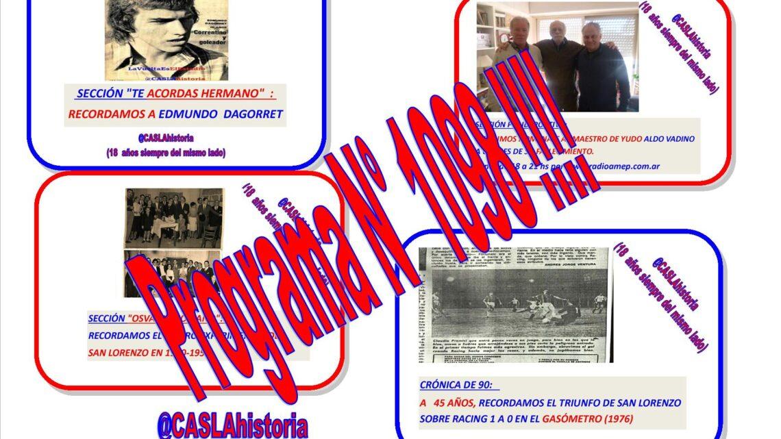 Programa de Lunes por www.radioamep.com.ar de 18 a 21 hs!!!