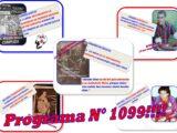 Programa N° 1099. «Despedimos a Huracán de Primera, Jacobo Urso inmortal, Angela, el Turco Ahmed y Scavone»