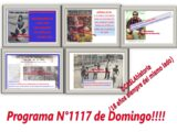 Programa N° 1117. » 1° Titulo internacional, 4 goles a Boca en la Final 89, El «Negro» Petronilo, Aristides, Bianco»