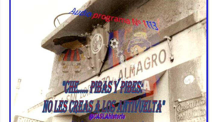 Audio Programa Nº 1113 de Domingo !!!!!