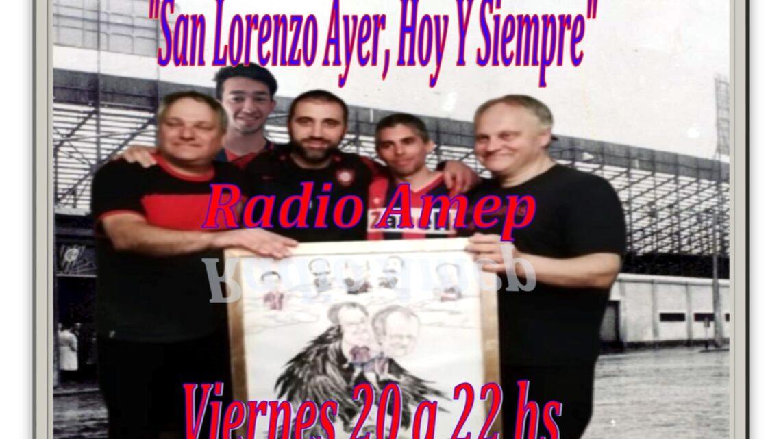 Programa  N° 1126   de Viernes !!!!  por www.radioamep.com.ar