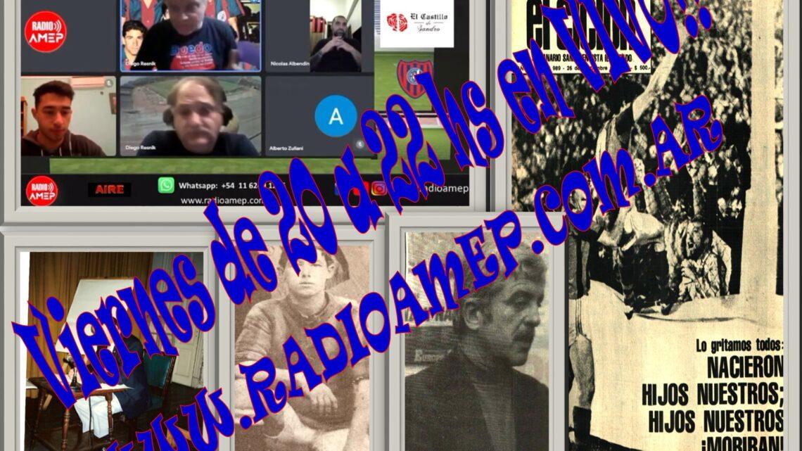 Programa de Viernes 24 de Setiembre por www.radioamep.com.ar !!!!!