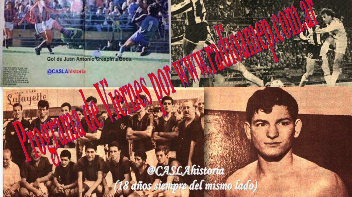 Programa N° 1144 de Viernes 1° de Octubre por www.radioamep.com.ar